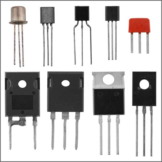 Mosfets / Transistores / Interruptores