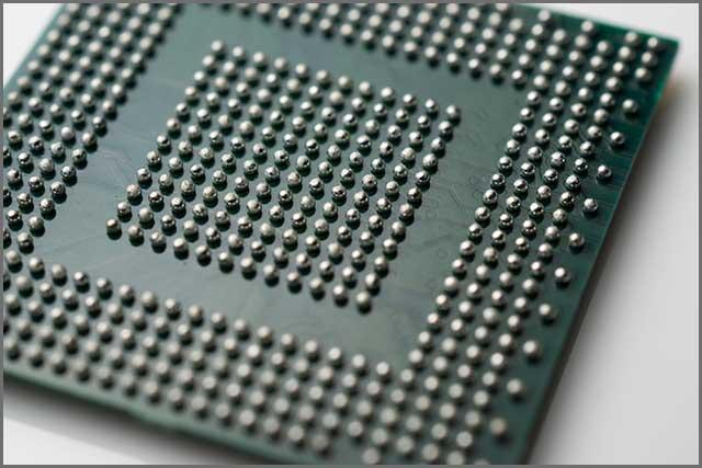 Bolas de soldadura de PCB